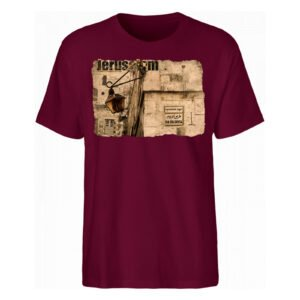 T-Shirt Via Dolorosa Jerusalem